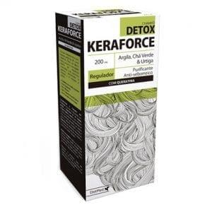Keraforce Detox Champô 200ml