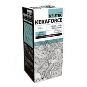 Keraforce Neutro Champô 200ml
