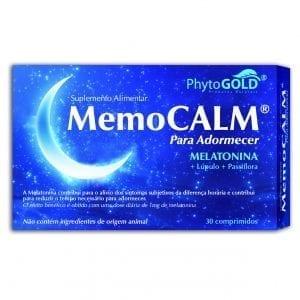 MemoCalm Phytogold 30 comprimidos