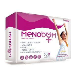 Fharmonat Menobom 30 cápsulas