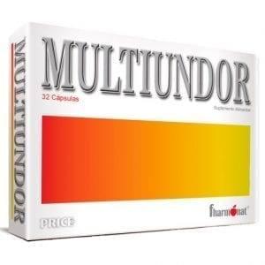 Multiundor Fharmonat 32 cápsulas