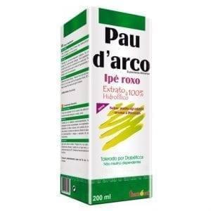 Pau d'Arco sabor a pêssego Fharmonat 200ml