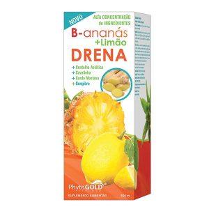 Phytgold®Drena B-Ananás + Limão 500ml