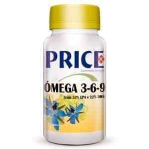 Price Ómega 3-6-9 60 cápsulas