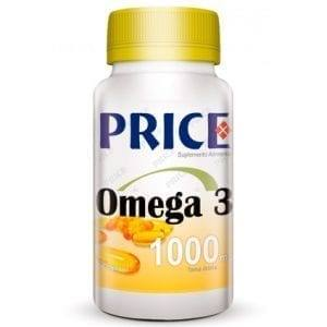 Price Ómega 3 1000mg 90 cápsulas