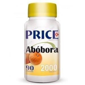 Price Abóbora 2000mg 90 cápsulas