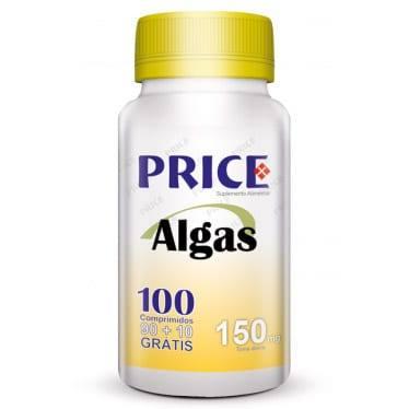 Price Algas 90 comprimidos + 10 grátis