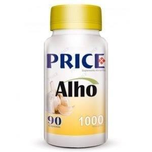 Price Alho 1000mg 90 cápsulas