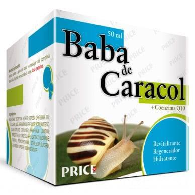 Price Baba de Caracol + Coenzima Q10 50g