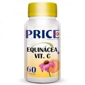 Price Equinácea + Vit. C 60 cápsulas