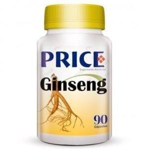 Price Ginseng 90 cápsulas