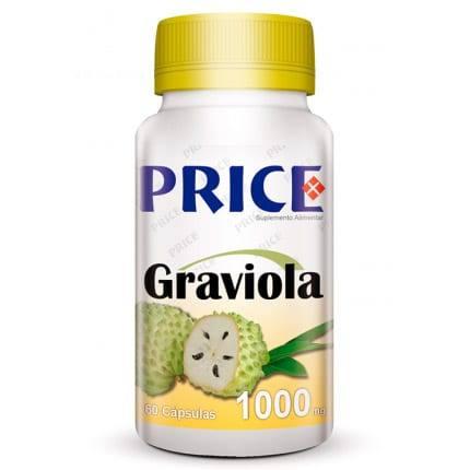 Price Graviola 60 cápsulas