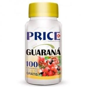 Price Guaraná 90 cápsulas +10 grátis