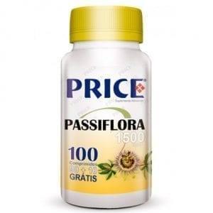 Price Passiflora 1500mg 90 comprimidos + 10 grátis