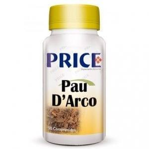 Price Pau D'Arco 90 comprimidos