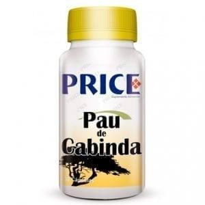 Price Pau de Cabinda 30 cápsulas