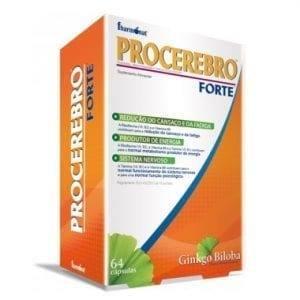 Fharmonat Procerebro Forte 64 cápsulas