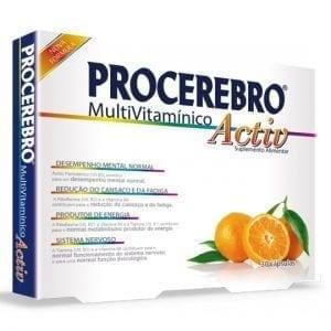Fharmonat Procerebro MultiVitamínico Activ 30 cápsulas
