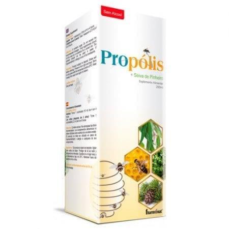 Propólis + Seiva de Pinheiro 200ml