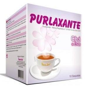 Purlaxante Chá de Ervas 10 saquetas