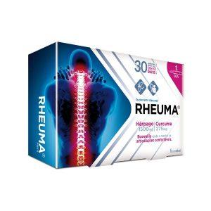 Fharmonat Rheuma 20+10 ampolas 10ml grátis