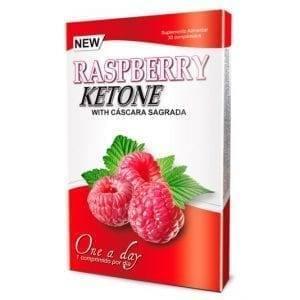 Raspberry Ketone + Cáscara Sagrada 30 comprimidos