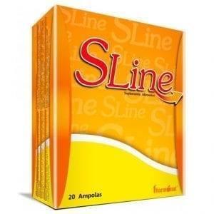 SLine 20 ampolas