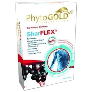 Phytogold SharFlex® 30 ampolas