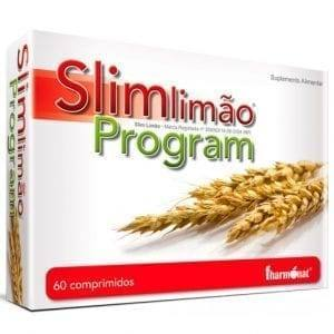 Slim Limão Program 60 comprimidos