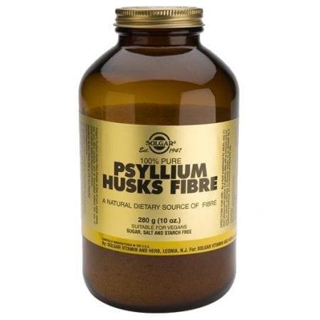 Solgar Psyllium Husks Fibre 280g