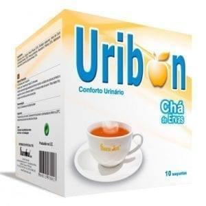 Uribon Chá de Ervas Fharmonat 10 saquetas