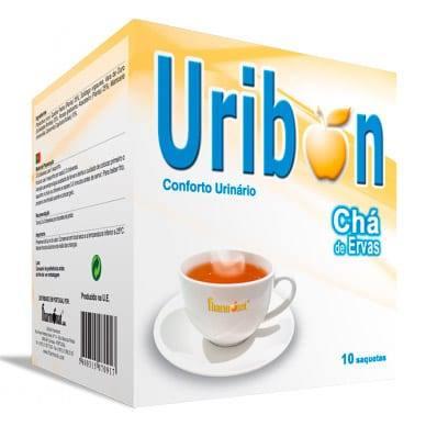 Uribon Chá de Ervas 10 saquetas