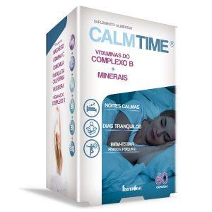 Fharmonat Calmtime 60 cápsulas