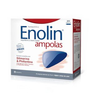 Farmodiética Enolin® 30 ampolas