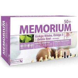 Dietmed Memorium 50+ 30 ampolas 15ml
