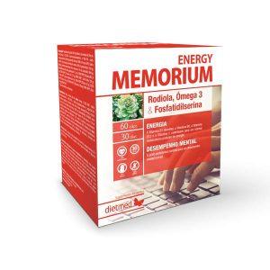 Dietmed Memorium Energy 60 cápsulas