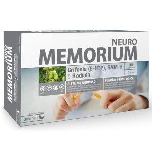 Dietmed Memorium Neuro 30 ampolas 15ml