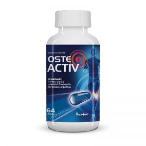 Fharmonat Osteo Activ Fharmonat 64 cápsulas