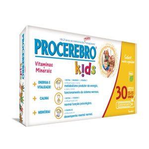 Fharmonat Procerebro Kids 15+15 ampolas 10ml grátis