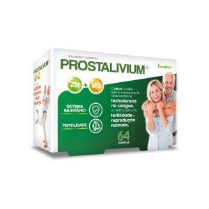 Fharmonat Prostalivium 64 cápsulas
