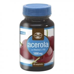Naturmil Acerola 1000mg 60 comprimidos