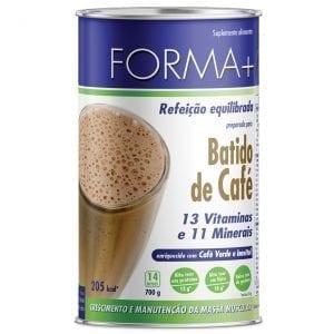 Forma+ Batido de Café com Café Verde 700g