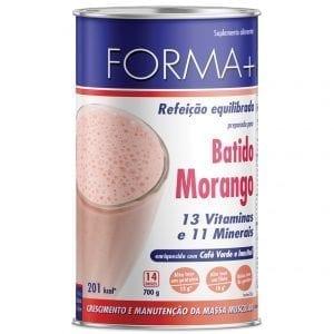 Forma+ Batido de Morango com Café Verde 700g