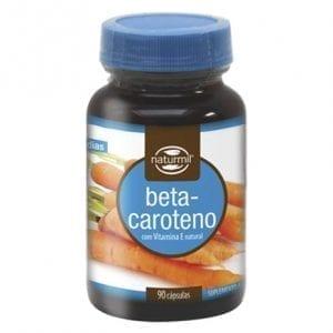 Naturmil Beta-Caroteno 10.000UI 90 cápsulas