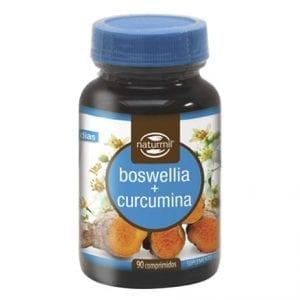 Naturmil Boswellia 400mg + Curcumina 90 comprimidos