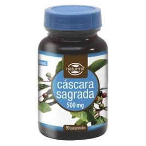Cáscara Sagrada 500mg 90 comprimidos