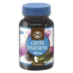 Naturmil Cardo Mariano 500mg 90 comprimidos
