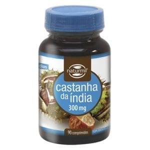 Castanha da Índia 300mg 90 comprimidos