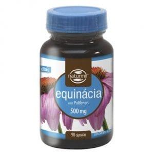 Naturmil Equinácia 500mg 90 cápsulas