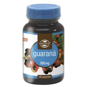 Guaraná 500mg 120 comprimidos